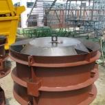 Металлическая форма колодезного кольца КС-15.9 Металлоформа КС-15.9, Вологда
