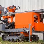 Буровая установка на гусеницах titan compact, Вологда