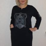 Платье трикотажное Патрисия, Вологда
