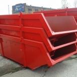 Бункер 8 м3 под мусор усиленный, Вологда