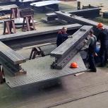 Изготовление деталей металлоконструкций, Вологда